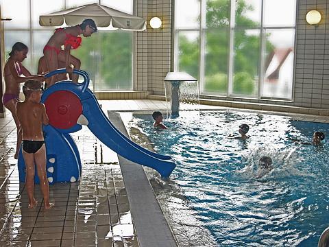 Schwimmspaß