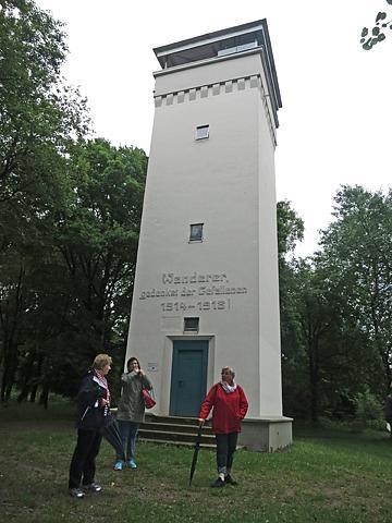 Wienhagener Turm mit dem SGV