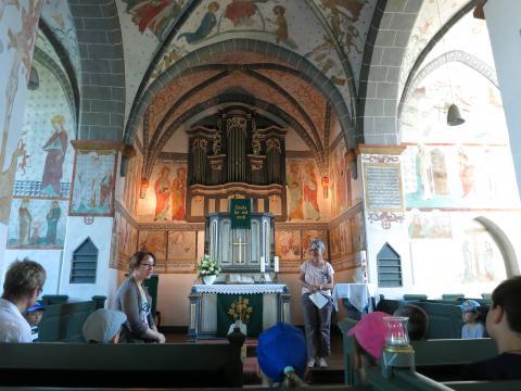 Bonte Kerk in Lieberhausen