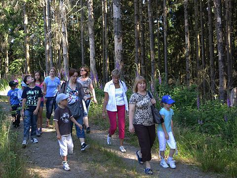 Wanderung mit dem Heimatverein Lieberhausen