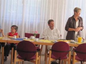 Gäste- und Gastelterntreffen