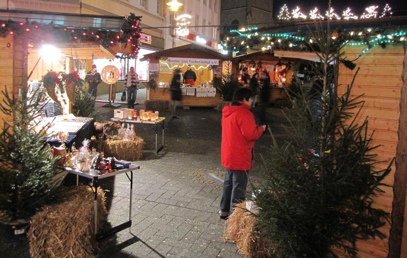 Weihnachtsmarkt Gummersbach 2009