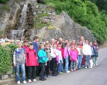 Besuch in der Atta-Höhle in Attendorn