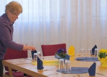 Mitarbeiter- und Gastelterntreffen