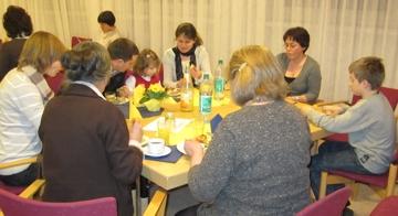 Mitarbeiter- und Gastelterntreffen 2010
