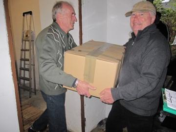 LKW laden Bila Zerkwa 20100506