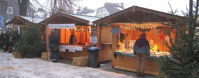 Weihnachtsmarkt in Gummersbach