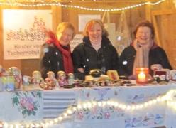 Weihnachtsmarkt 2010 in Kierspe