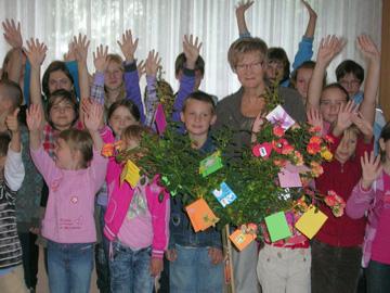 Kinder zur Erholung in Deutschland