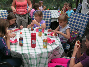Sportpark Kalve lädt ukrainische Kinder ein