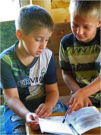 Kinderfreizeit 2011 in den Karpaten