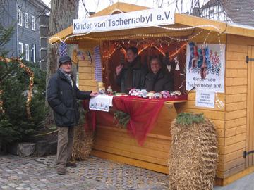 Weihnachtsmarkt Gummersbach 2011