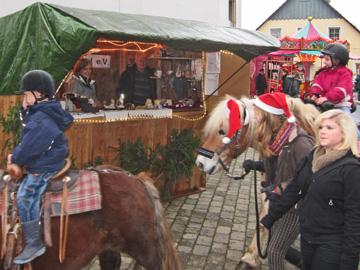 Weihnachtsmarkt in Kierspe 2011