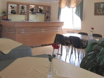 Gästehaus Essraum mit Küche