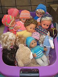 Puppenwanne