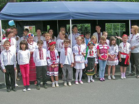 Kindergruppe im Volmetal