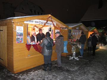 Weihnachtsmarkt Gummersbach 2012