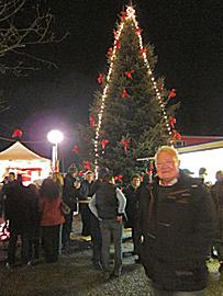 Weihnachtsmarkt 2012 in Kierspe-Rösnahl