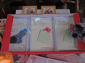 Weihnachtsmarkt Rönsahl 2012