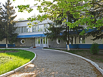 Hotel Usmorja in Wischgorod