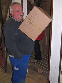 Hilfstransport Wischgorod