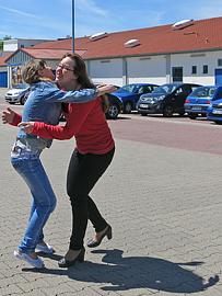 Kinder von Tschernobyl Erholung in Deutschland