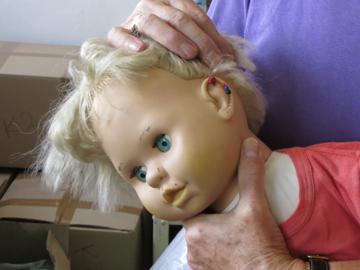 Kinder von Tschernobyl Hilfsgütersammlung