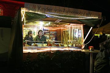 Kinder von Tschernobyl Weihnachtsmarkt in Kierspe-Rönsahl