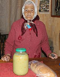 Kinder von Tschernobyl Bila Zerkwa Suppenküche