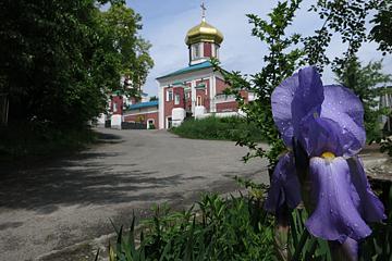 Kinder von Tschernobyl Boris i Gleb Wischgorod