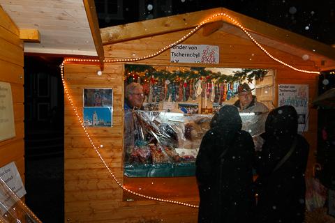 Kinder von Tschernobyl e.V. Weihnachtsmarkt Gummersbach Bergischer Dom