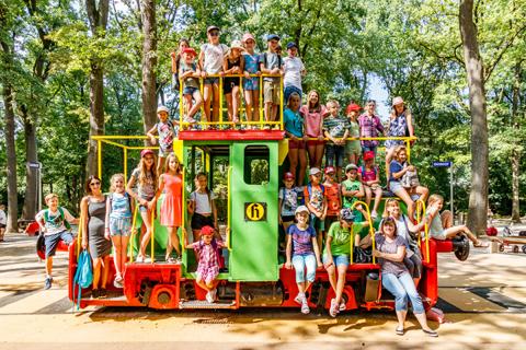 Kinder von Tschernobyl Kierspe Kindererholung ukrainische Kinder