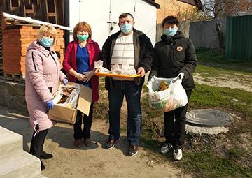 Kinder von Tschernobyl e.V. Armenküche in Bila Zerkwa Corona Covid-19
