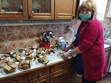 Kinder von Tschernobyl e.V. Armenküche Bila Zerkwa Corona Covid-19