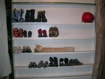 Bila Zerkwa Lager Schuhe