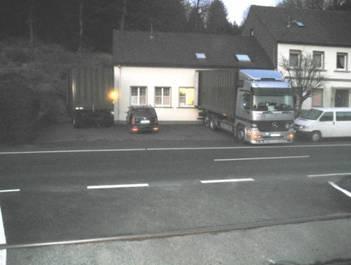 Der Lastkraftwagen